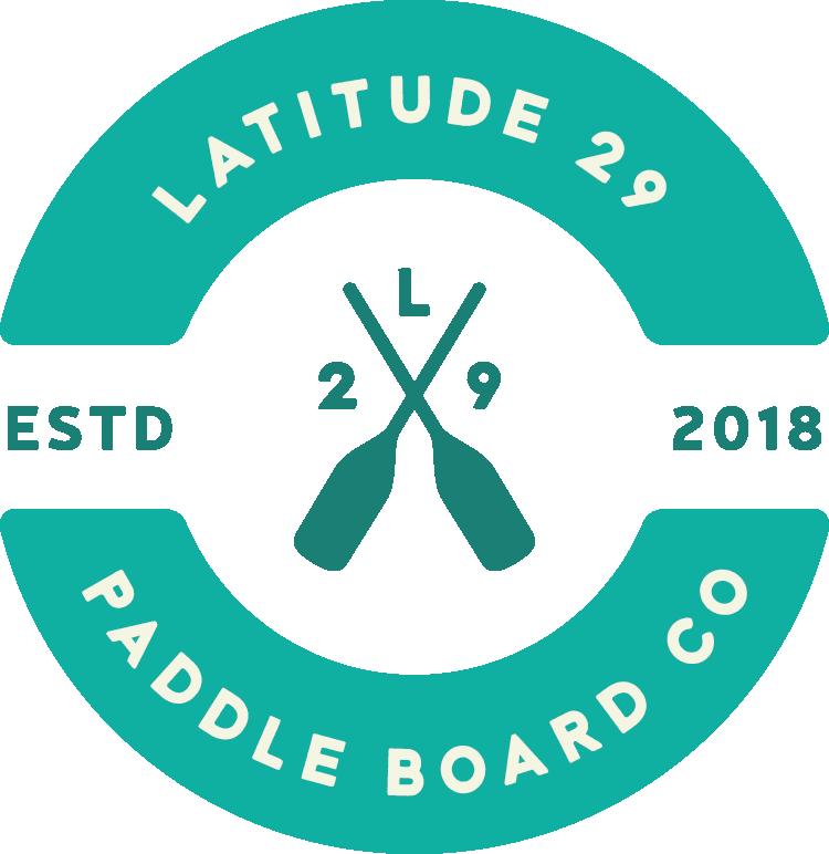 Latitude 29 PaddleBoard Logo