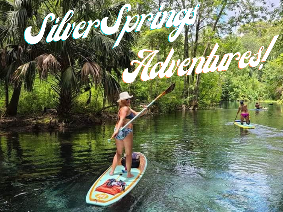 Silver Springs State Park Adventures!