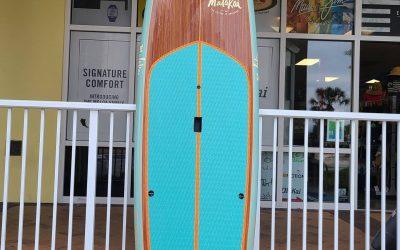 Paddleboard Raffle at Rainbow Shades Beach Shop