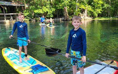 Latitude 29 Kids Camp!